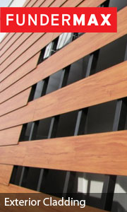 Distributor Of Fundermax Exterior Cladding Fundermax Wall
